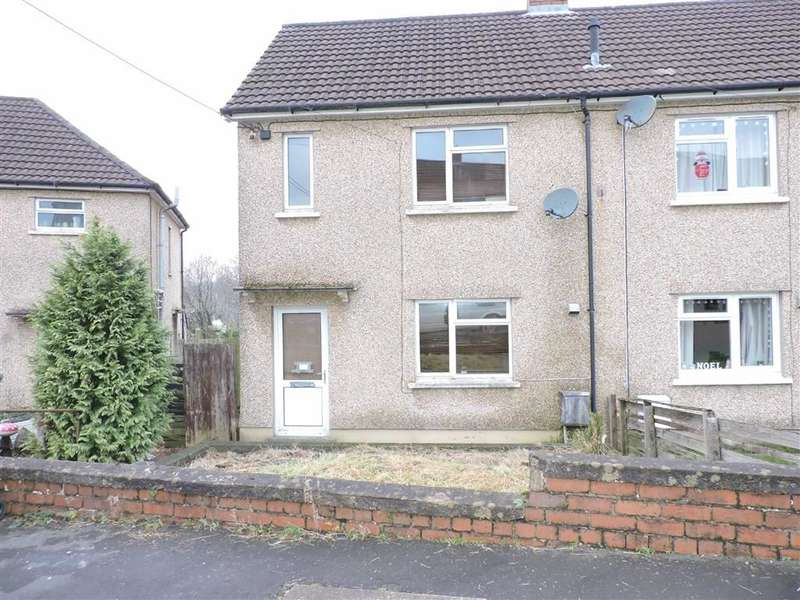 2 Bedrooms Property for sale in Lluest, Ystradgynlais