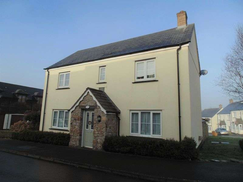 5 Bedrooms Detached House for sale in Bowmans Meadow Hatherleigh