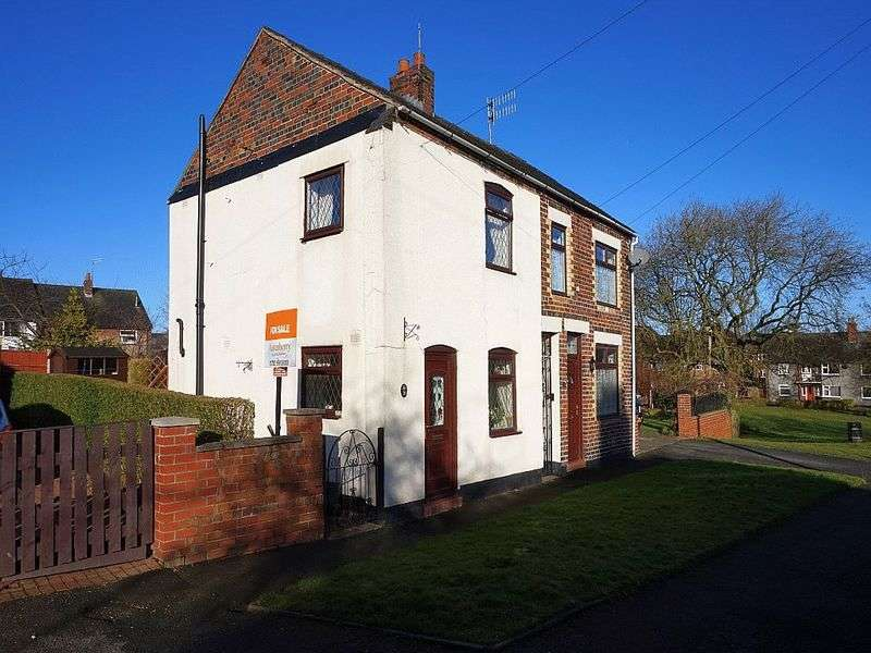 1 Bedroom Semi Detached House for sale in Racecourse, Silverdale, Newcastle-under-Lyme, ST5 6PB