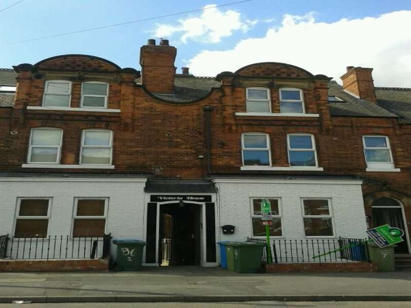 2 Bedrooms Flat for sale in Victoria Road, Retford, DN22