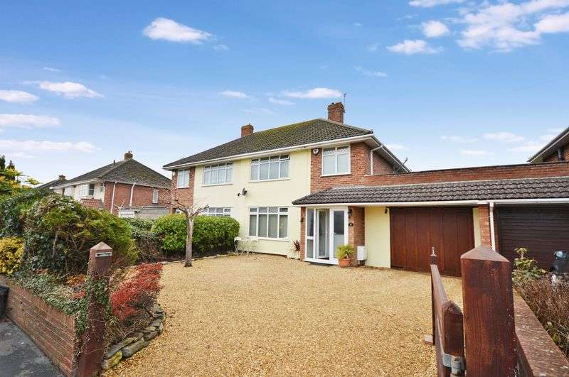 3 Bedrooms Semi Detached House for sale in Highridge Green, Bristol