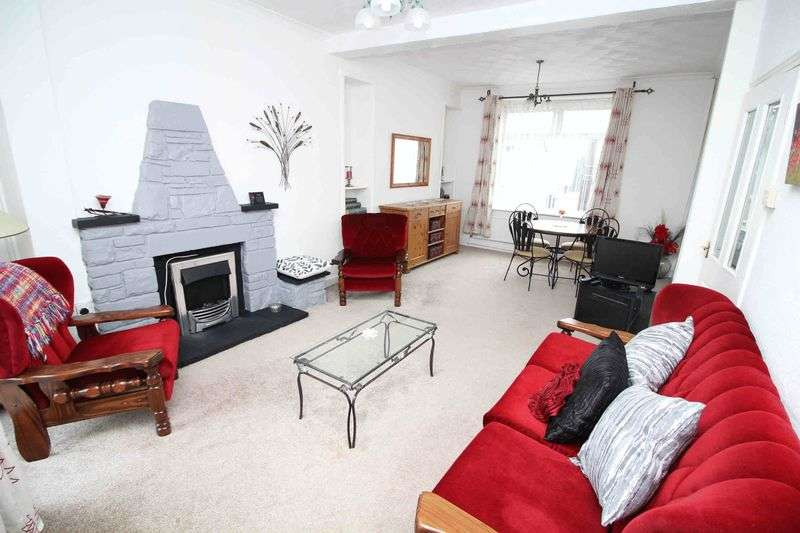 3 Bedrooms Terraced House for sale in Gladstone Terrace, Mountain Ash, CF45 3BS