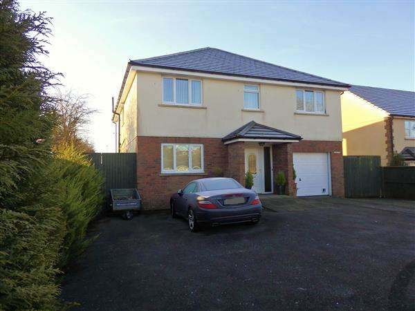 4 Bedrooms Detached House for sale in Ambleside, Heol-y-Parc, CEFNEITHIN, Llanelli