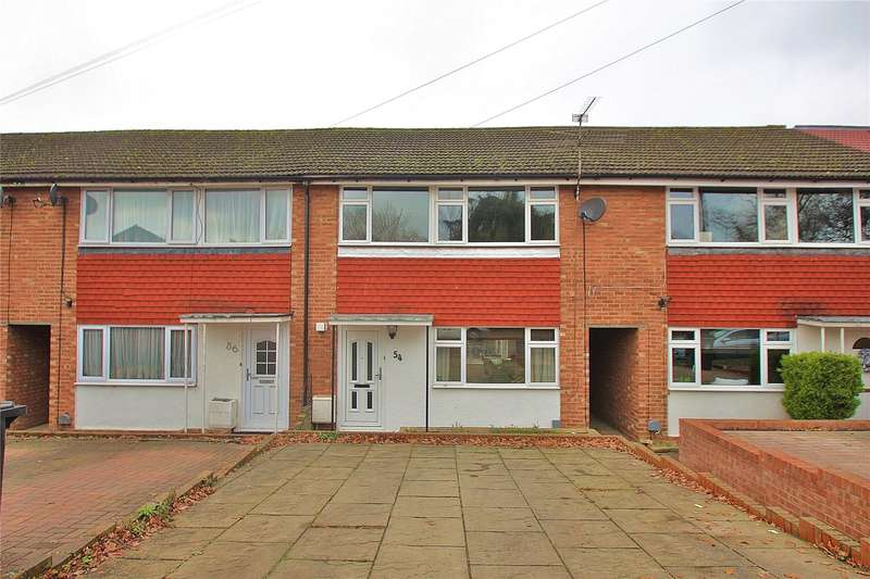 3 Bedrooms Terraced House for sale in Inkerman Road, Knaphill, Woking, Surrey, GU21