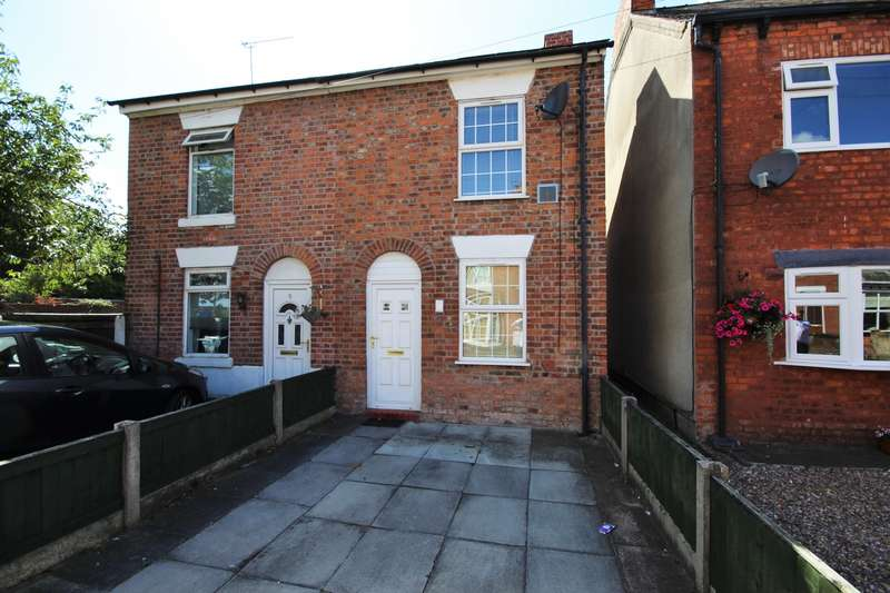 2 Bedrooms Semi Detached House for sale in Middlewich, CW10