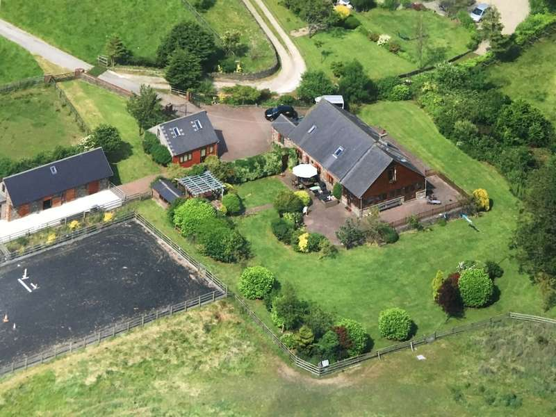 4 Bedrooms House for sale in Ty Ysgubor, Llangynwd, Bridgend County Borough, CF34 9RW.