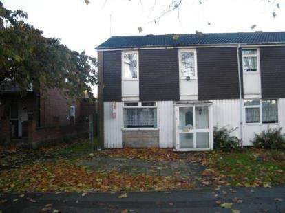 3 Bedrooms End Of Terrace House for sale in Gladstone Street, Wednesbury, West Midlands