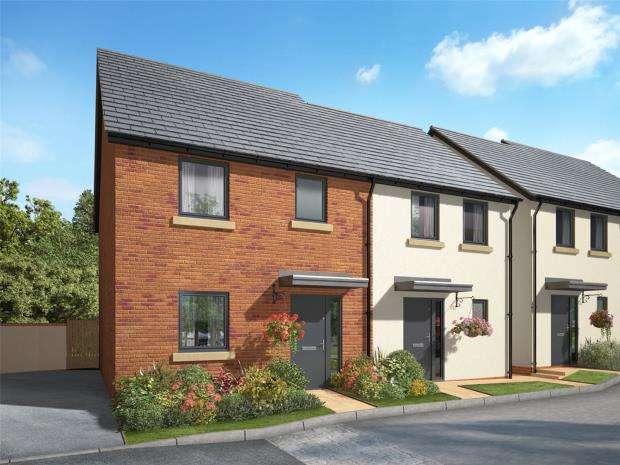 3 Bedrooms Semi Detached House for sale in Meldon Fields, Okehampton, Devon