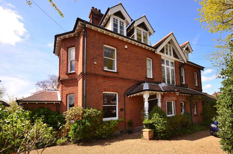 2 Bedrooms Maisonette Flat for sale in Pit Farm Road, Guildford, GU1