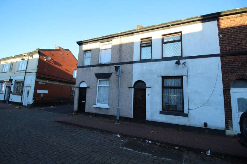 3 Bedrooms Property for sale in Spring Street, Bury, BL9
