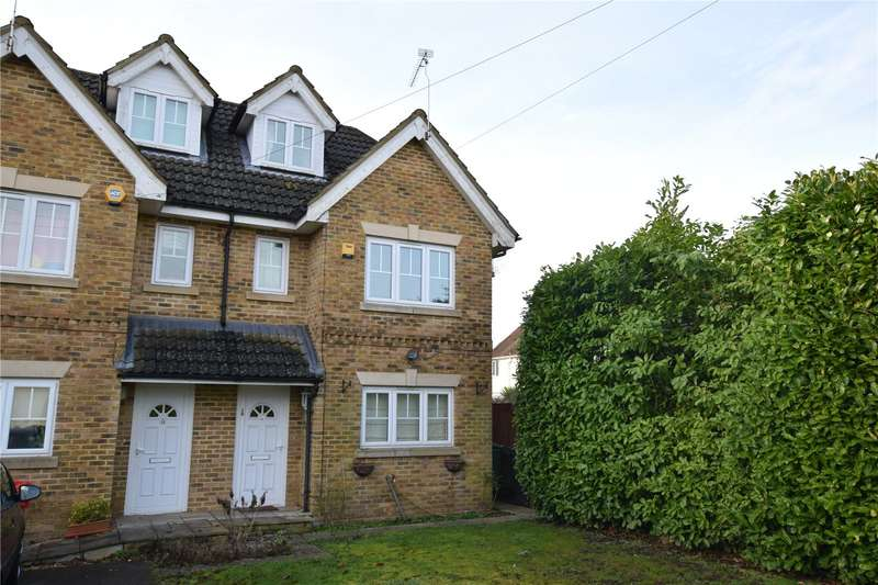 4 Bedrooms House for sale in Bicknell Road, Frimley, Camberley, Surrey, GU16