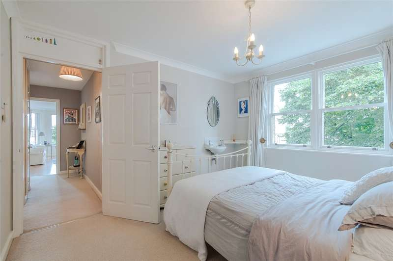 2 Bedrooms Flat for sale in Trinity Road, London, SW18