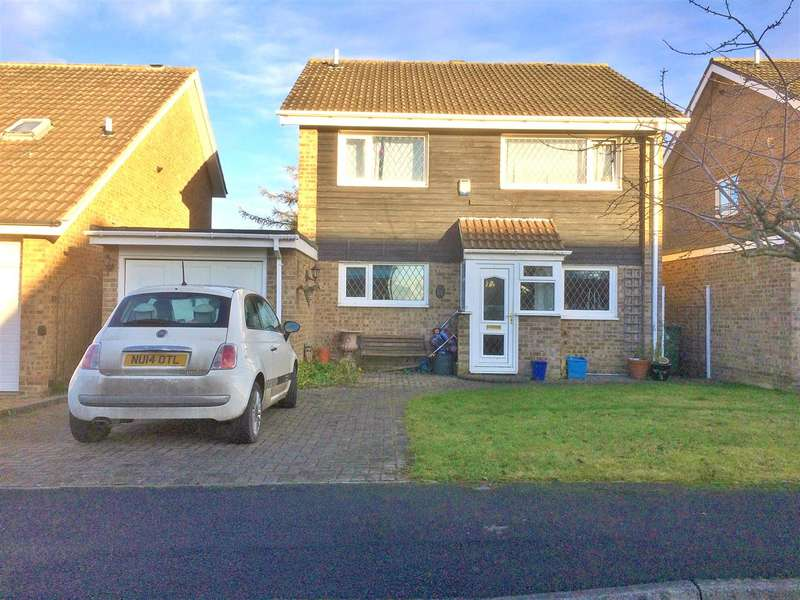 4 Bedrooms Detached House for sale in Limpton Gate, Yarm, Stockton on tees