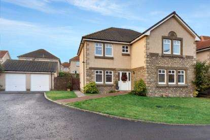 4 Bedrooms Detached House for sale in Craigfoot Court, Kirkcaldy