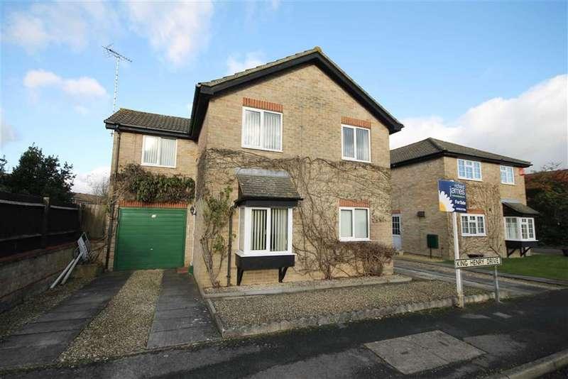 4 Bedrooms Property for sale in King Henry Drive, Grange Park, Swindon