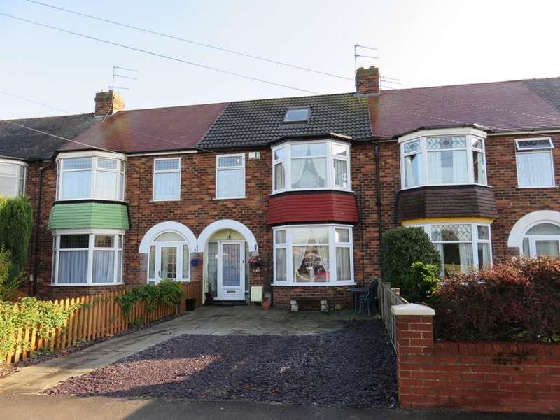 3 Bedrooms House for sale in Springhead Avenue, HULL, HU5 5HZ