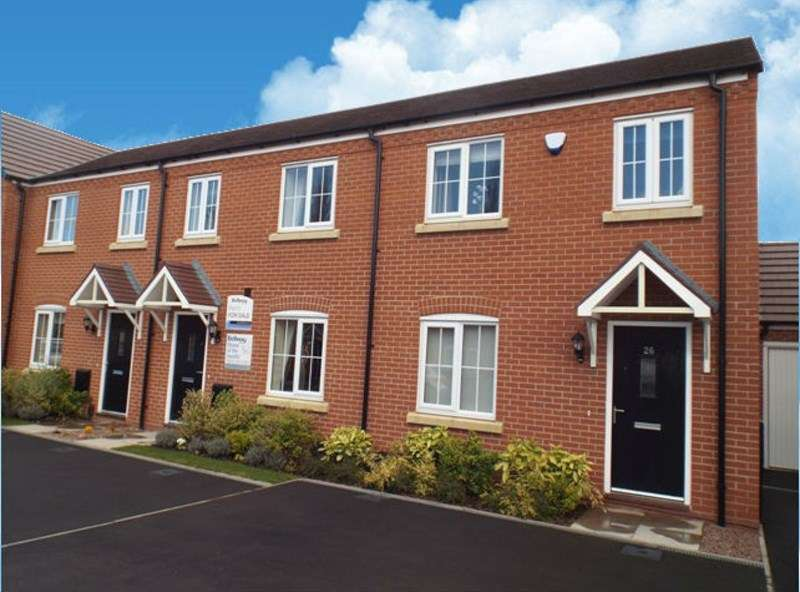 3 Bedrooms Terraced House for sale in Waltho Street, Wolverhampton