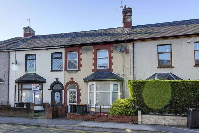 2 Bedrooms Terraced House for sale in Caerleon Road, Newport