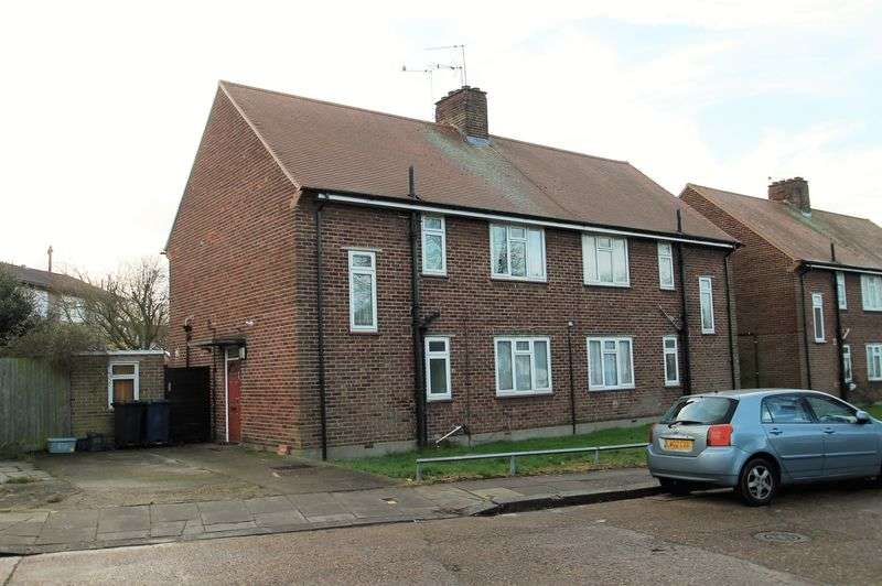 1 Bedroom Flat for sale in Whitton Avenue West, Northolt