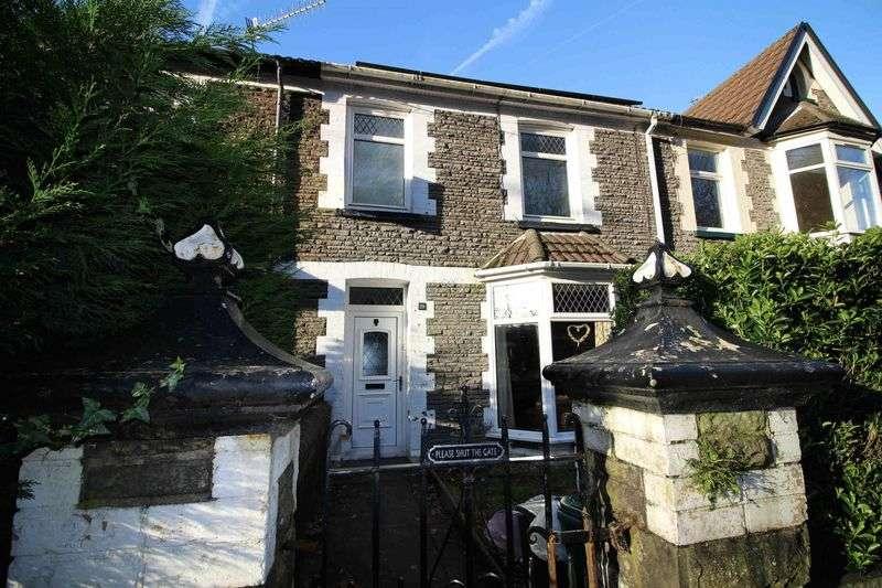 3 Bedrooms Terraced House for sale in Merthyr Road, Pontypridd, CF37 4DB