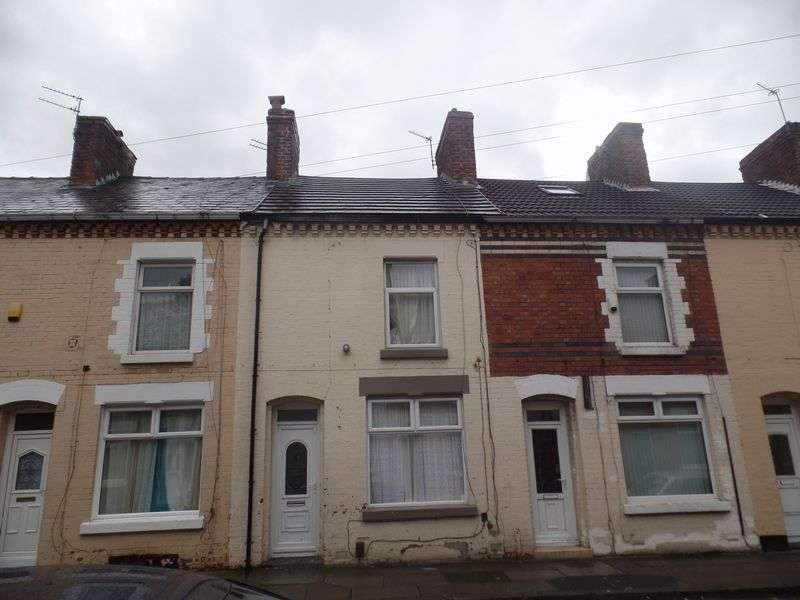 2 Bedrooms House for sale in 10 Andrew Street, Liverpool