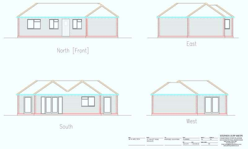 2 Bedrooms Land Commercial for sale in Building Plot, Denvilles, Havant