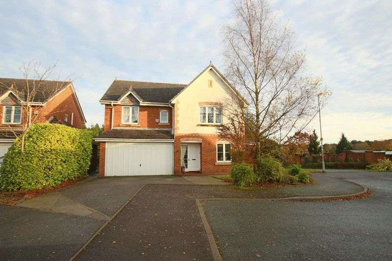 5 Bedrooms Detached House for sale in Fair-Green Road, Newcastle