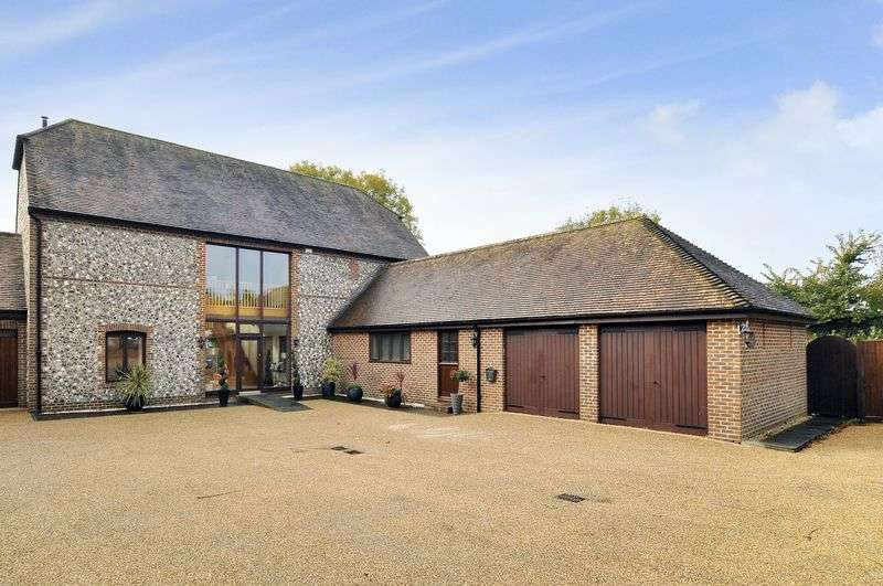 4 Bedrooms Detached House for sale in Cote Street, Worthing