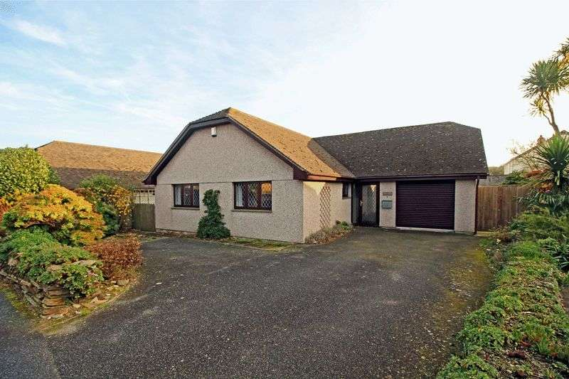 2 Bedrooms Detached Bungalow for sale in The Bowling Green, St Just in Roseland