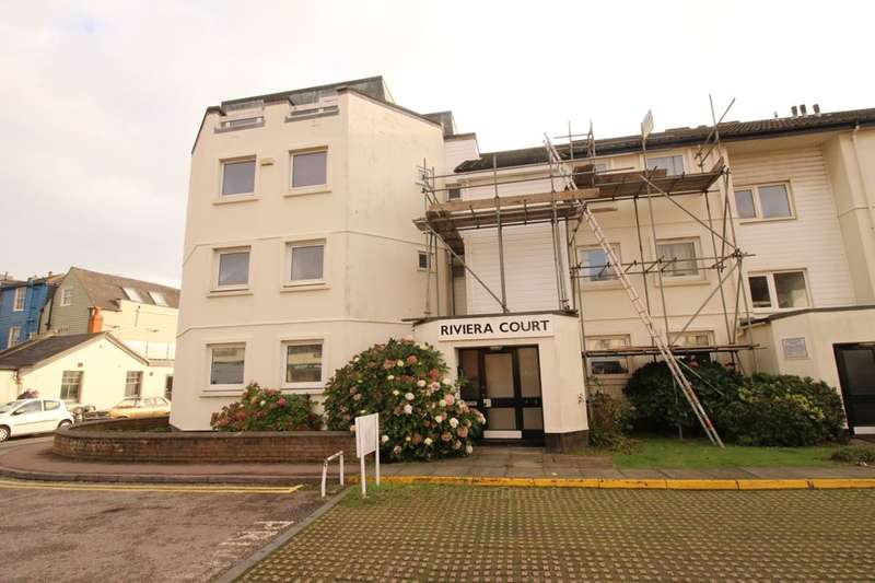 2 Bedrooms Flat for sale in Riviera Court Sandgate High Street, Sandgate, Folkestone, CT20