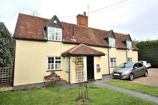 3 Bedrooms Detached House for sale in Takeley, Bishop's Stortford, Essex