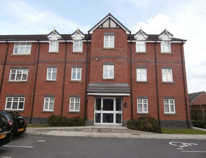 2 Bedrooms Flat for sale in Woodsfold Court Linnyshaw Close, Bolton, BL3