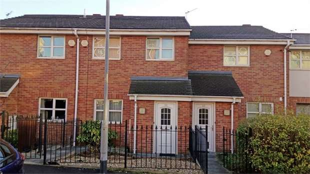 3 Bedrooms Terraced House for sale in Blueberry Avenue, Manchester