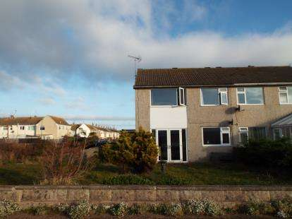 3 Bedrooms Semi Detached House for sale in Fairways, Llandudno, Conwy, LL30