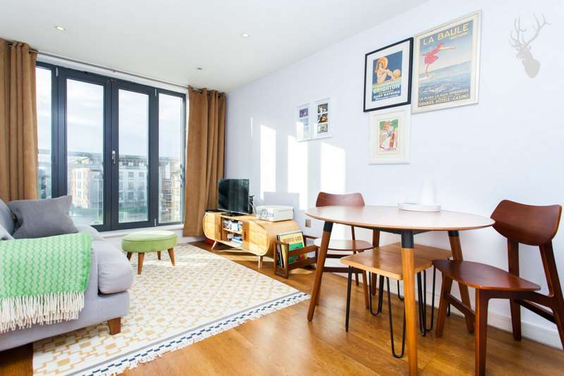 1 Bedroom Flat for sale in Fairfield Road, London, E3