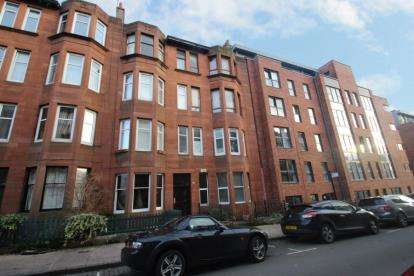 1 Bedroom Flat for sale in Nairn Street, Yorkhill