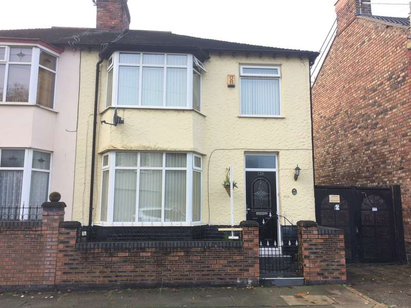 3 Bedrooms Semi Detached House for sale in Briardale Road, Mossley Hill, L18 1JS