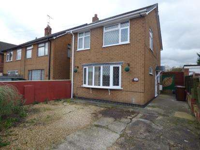 3 Bedrooms Detached House for sale in Barton Road, Long Eaton, Nottingham