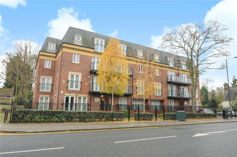 2 Bedrooms Apartment Flat for sale in Gray Court, 73 Marsh Road, Pinner, Middlesex, HA5