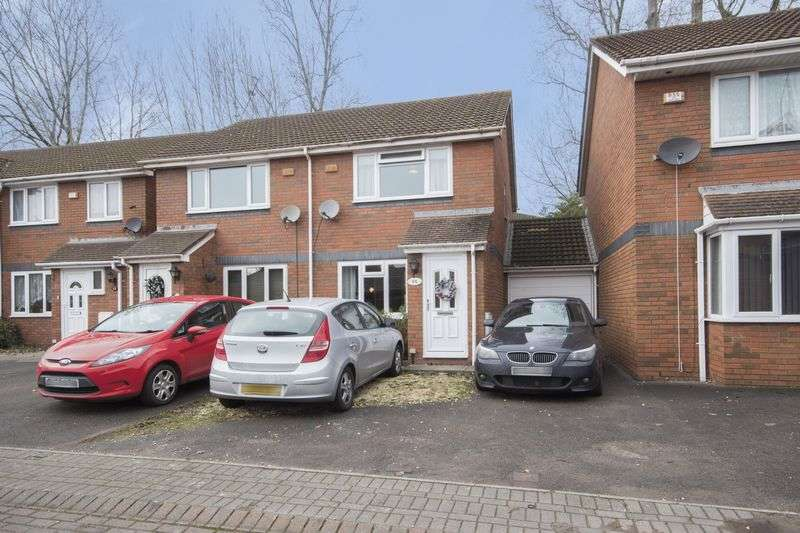 2 Bedrooms Semi Detached House for sale in Beckgrove Close, Cardiff