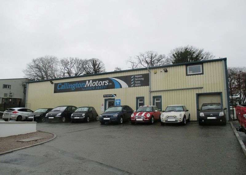 Commercial Property for sale in Beeching Park, Kelly Bray, Callington