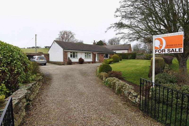 3 Bedrooms Detached Bungalow for sale in Ainstable, Carlisle