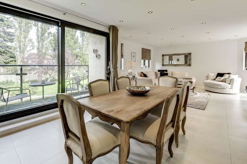 2 Bedrooms Flat for sale in Aylmer Road, Hampstead Garden Suburb Border