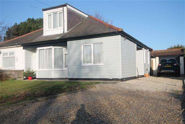 3 Bedrooms Bungalow for sale in Coppins Road, Clacton on Sea