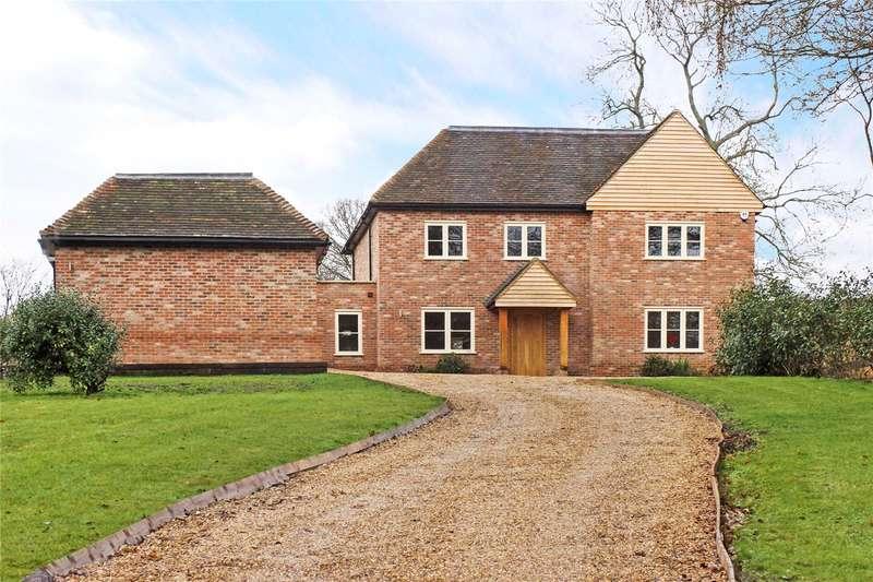 4 Bedrooms Detached House for sale in Twitchells Lane, Jordans, Beaconsfield, Buckinghamshire, HP9