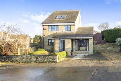 4 Bedrooms Detached House for sale in Cockley Hill Lane, Huddersfield, West Yorkshire, Yorkshire