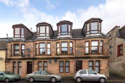 1 Bedroom Flat for sale in Nelson Street, Largs