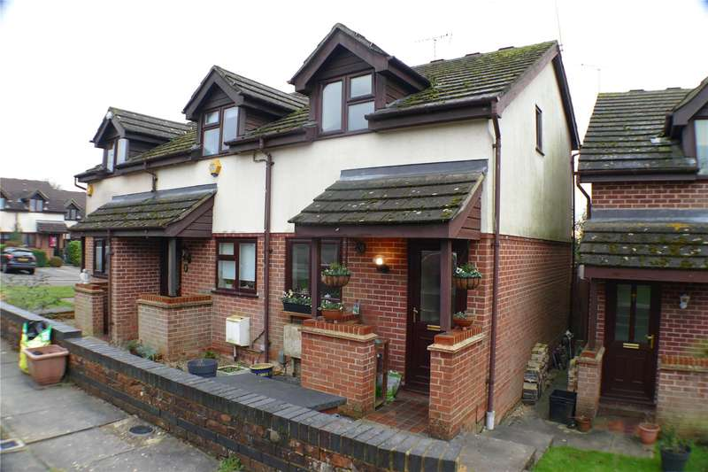 1 Bedroom End Of Terrace House for sale in Hilmanton, Lower Earley, Reading, Berkshire, RG6