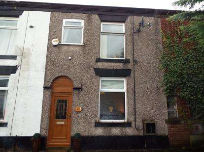 2 Bedrooms Terraced House for sale in Pilling Street, Bury, Greater Manchester, BL8