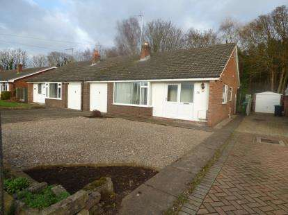 2 Bedrooms Bungalow for sale in Whiteway Drive, Gresford, Wrexham, Wrecsam, LL12